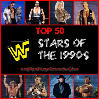 Top 50 WWF Stars of the 1990s