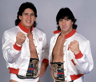 Tag Team Spotlight: Strike Force