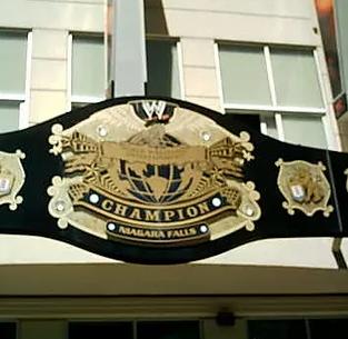 Whatever Happed To WWE Niagara Falls?