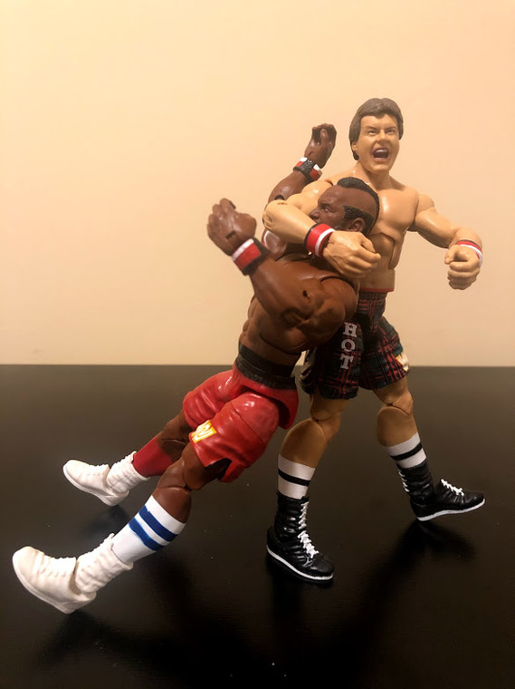 Mr T vs. Rowdy Roddy Piper