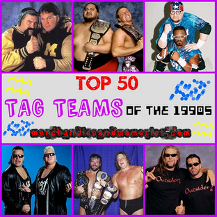 Top 50 Tag Teams Of The 1990s