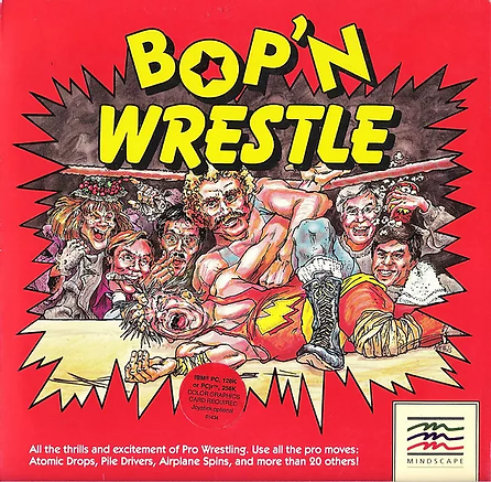 Bop 'n Wrestle