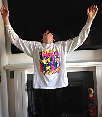WrestleMania, WWE, WWF, WCW, T-Shirt, Canadian Bulldog, Canadian Bulldog's World, Ultimate Warrior, Hulk Hogan, WrestleMania VI