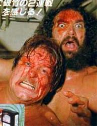 Stan Hansen and Bruiser Brody