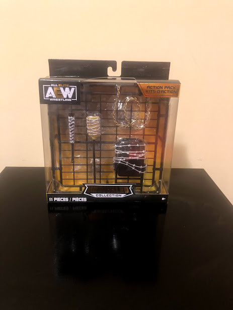 AEW Unrivaled Barbed Wire Accessory Pack