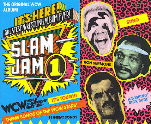 Remembering WCW Slam Jam 1