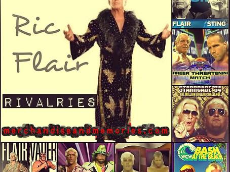 Top 50 Ric Flair Rivalries