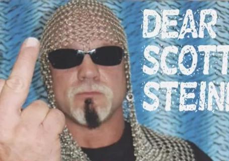 (BEST OF BULLDOG) Dear Scott Steiner...