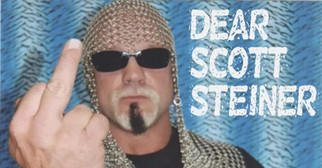 Dear Scott Steiner