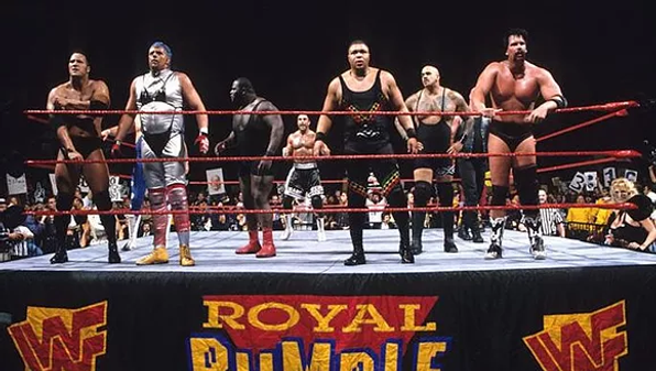 Five Dumb Things About The Royal Rumble