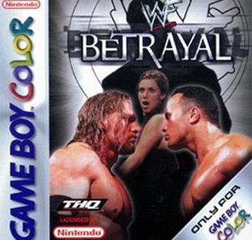 The Grappling Gamer: WWE Betrayal