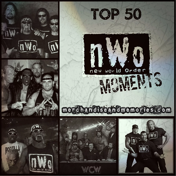 Top 50 nWo Moments