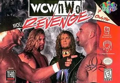 The Grappling Gamer: WCW/nWo Revenge