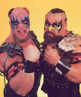 Tag Team Spotlight: The Powers of Pain