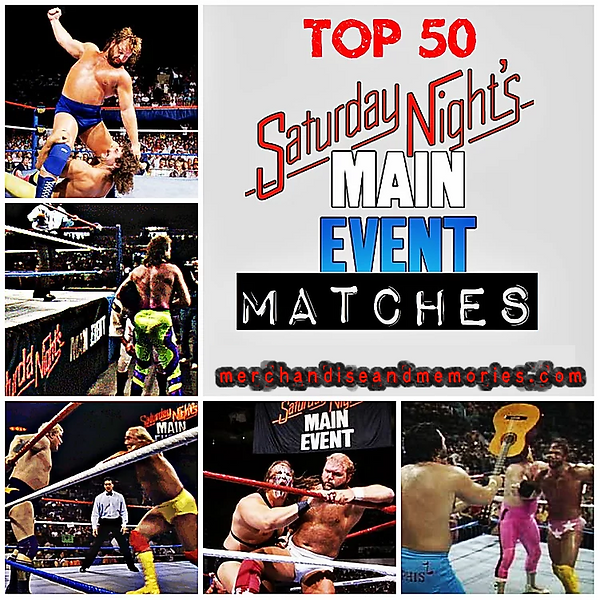 Top 50 Saturday Night's Main Event Match