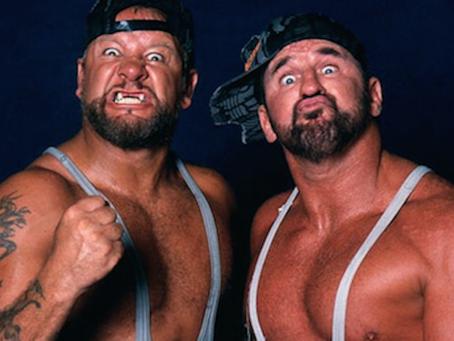 Tag Team Spotlight: The Bushwhackers