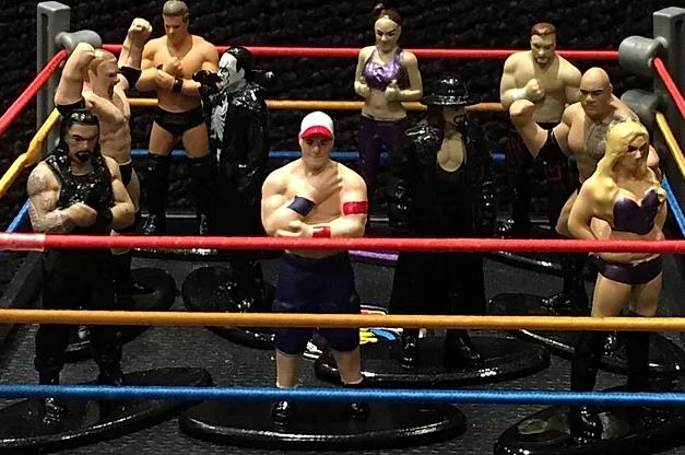 WWE Nano Metalfigs
