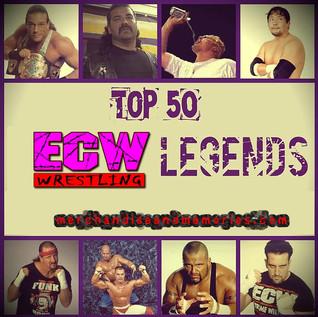 Top 50 ECW Legends