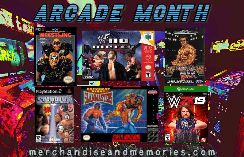 Arcade Month logo