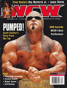WCW Magazine Scott Steiner