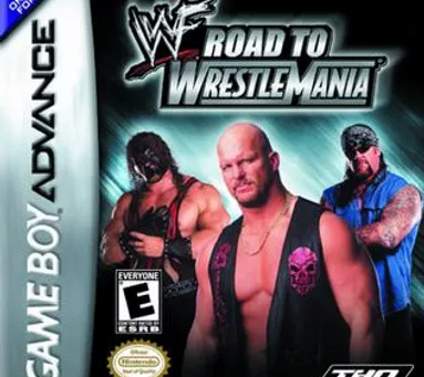 The Grappling Gamer: Road To WrestleMania