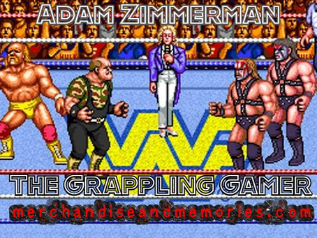 The Grappling Gamer: American Tag Team Wrestling