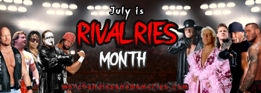 Rivalries Month logo