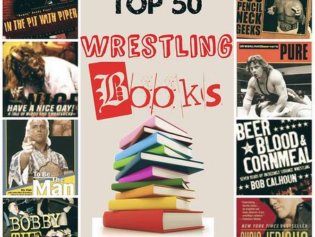Top 50 Wrestling Books