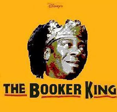 The Booker King