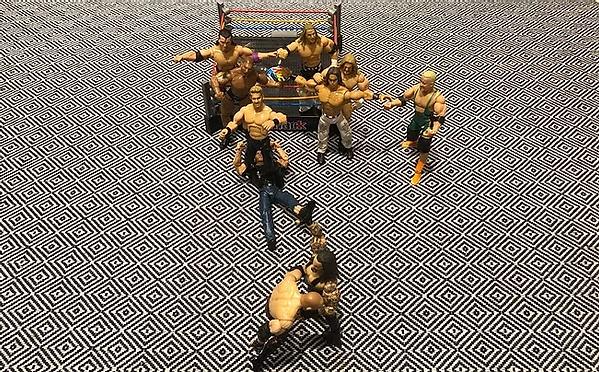 WWE Build n Brawl