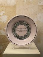 Misura Ø 23 Piatto Germania Ceramica