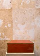 Misure 21 x 13 Scatola color arancione Lacca