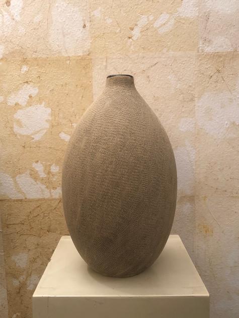 Misure h 30 Vaso moderno  Grès