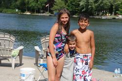Fun Day in the Water