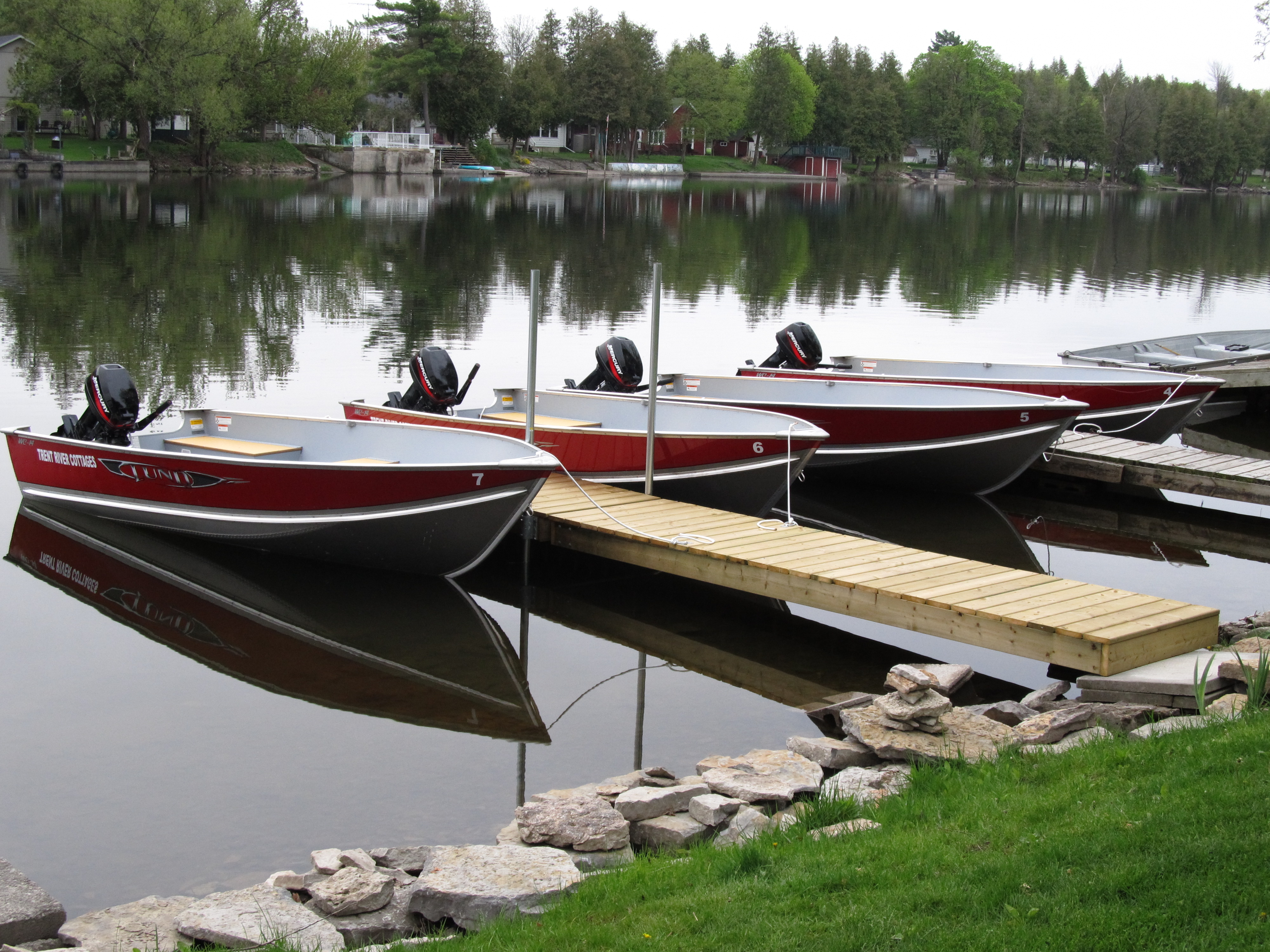 Boats at Ready