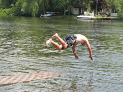 Great Dive!