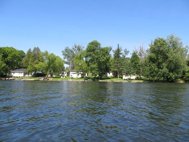 Property View from the Trent River