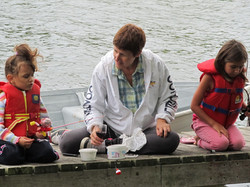 Teaching the Little Ones to Fish