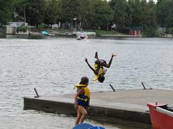Diving Contest Winner!