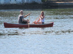 A Day of Canoeing