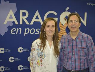 """El Doctor Resa y Africa en Radio COPE """"Día Europeo de la Obesidad"""""""