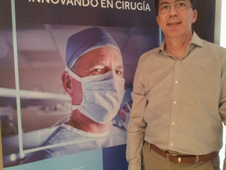 El Dr. Resa invitado al Surgeons Circle
