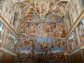 A Guide to the Sistine Chapel: Everything you Need to Know about Michelangelo's Masterpiece
