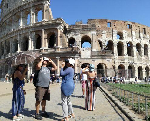 Colosseum 3d Tour, Rome Virtual Tour