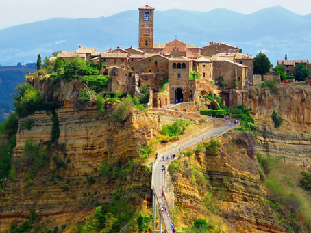 5 Best Day Trips from Rome by Train