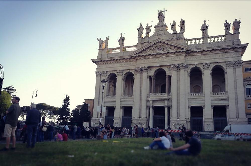 St John Lateran, San Giovanni, Papal Basilicas