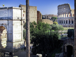 How Rome's Triumphal Arches Inspired The World