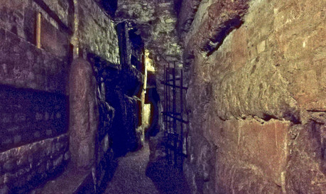 Alone in the Catacombs Tour