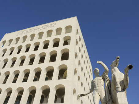 EUR: Rome's 1942 World Expo District
