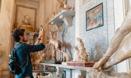 Alone in the Sistine Chapel Tour